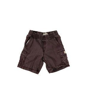 Est. 1989 PLACE dark gray cargo shorts boys 4T